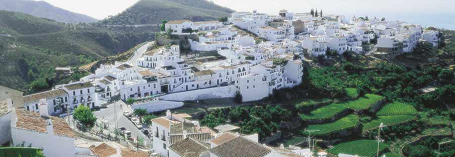 Frigiliana location vacance